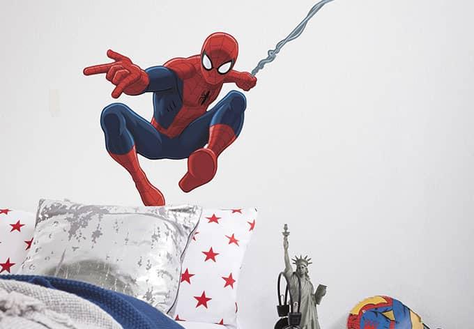 spiderman wall sticker wall art com