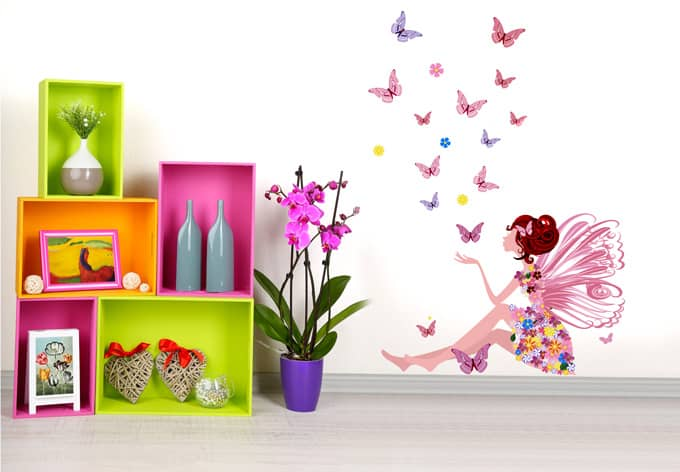 wandtattoo petunia wunderpracht wall. Black Bedroom Furniture Sets. Home Design Ideas