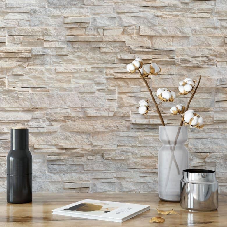 Photo wallpaper – Stone Wall