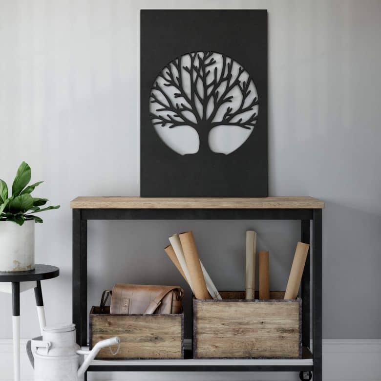 MDF Decoratie Tree of Life