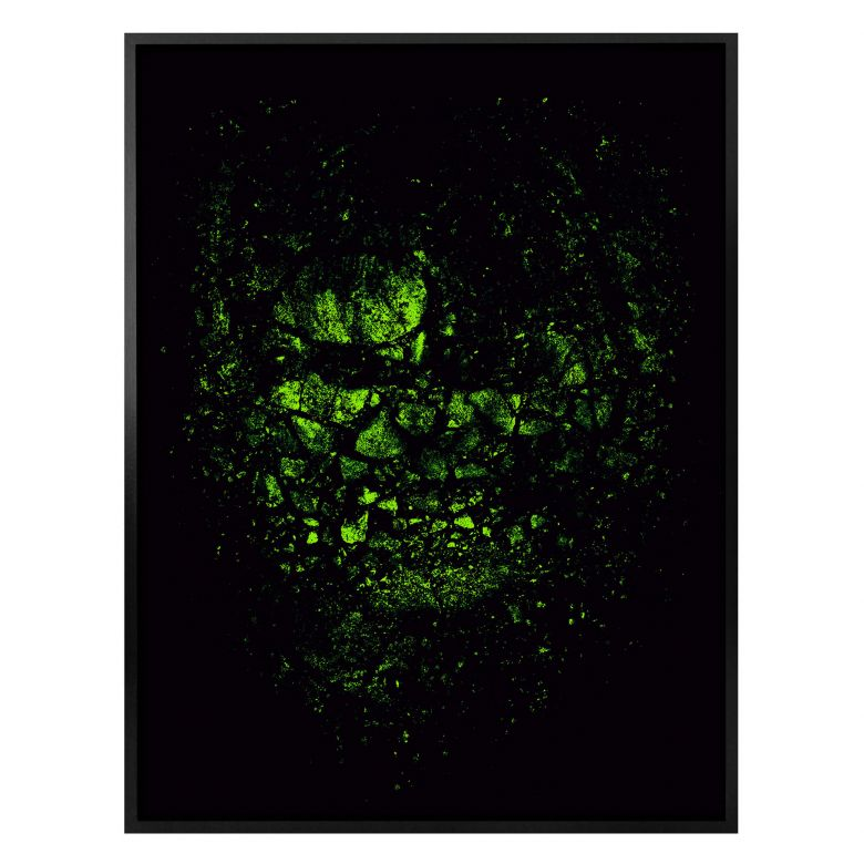 Poster Nicebleed - Hulk