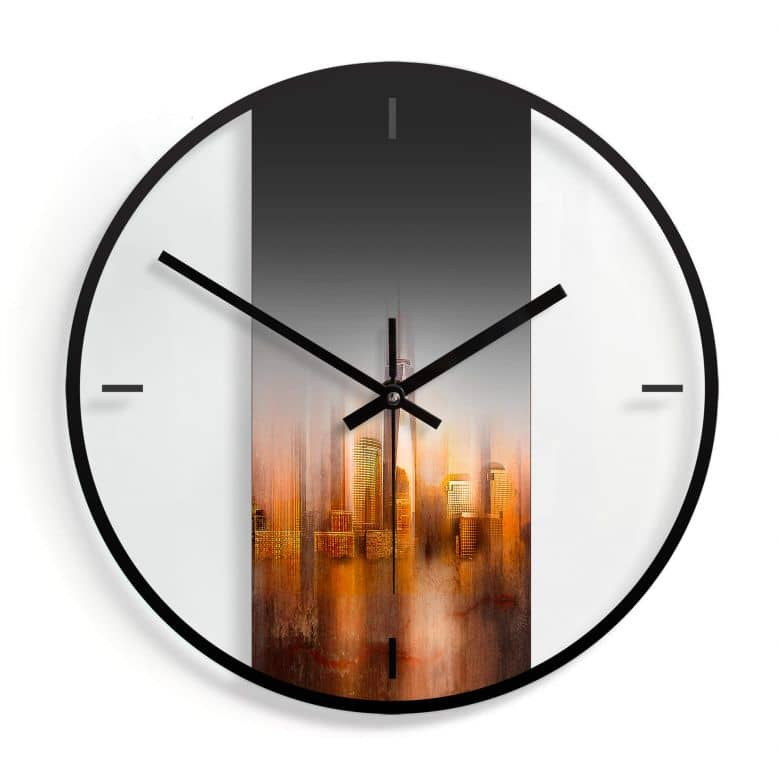 Orologio in vetro Chiriacò - New York
