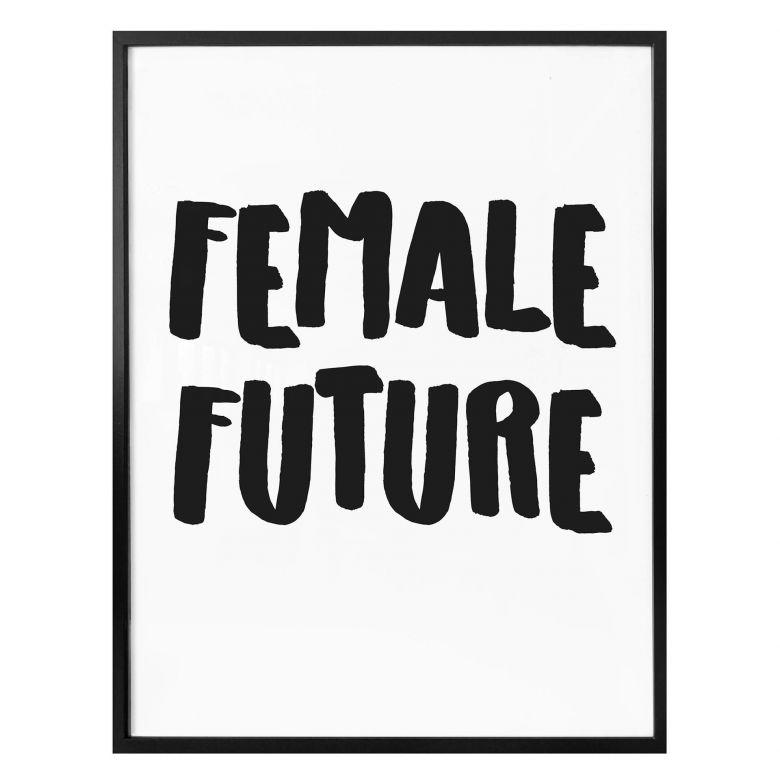 Poster Female Future
