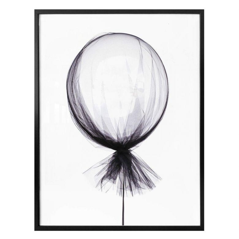 Affiche - Ballon noir