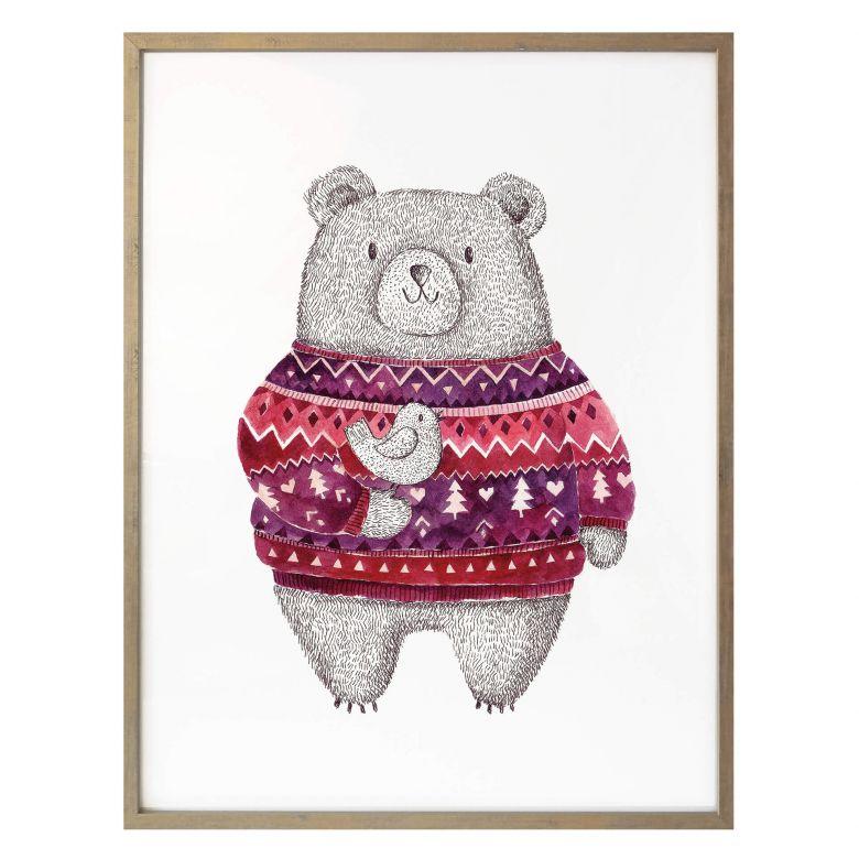 Poster Cuddly Teddy