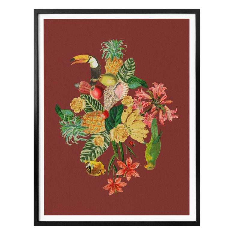 Poster Feldmann - Tropical