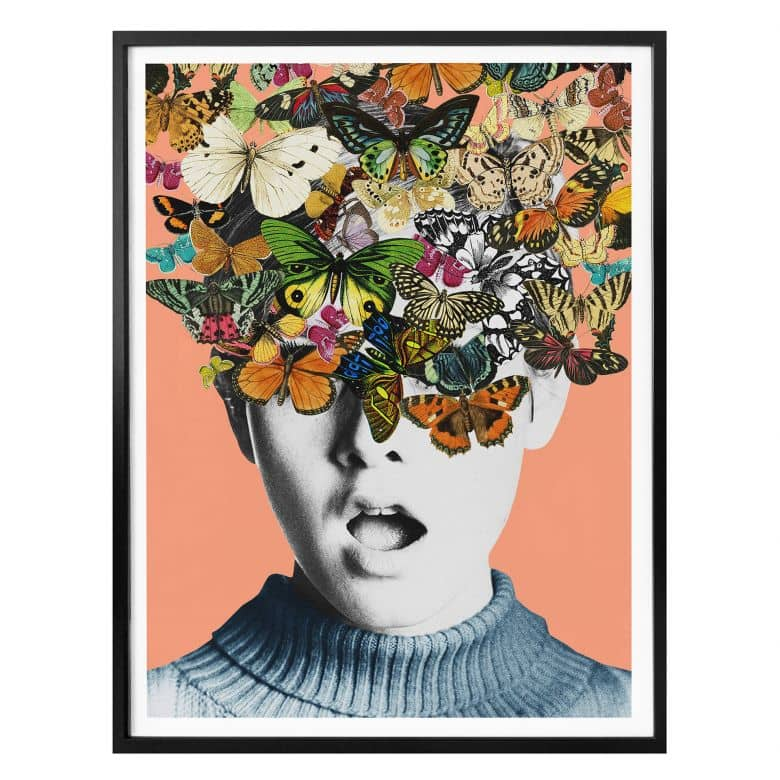 Poster Feldmann - Twiggy Surprice