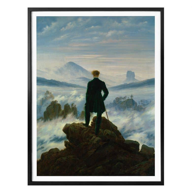 Poster Friedrich - the walk