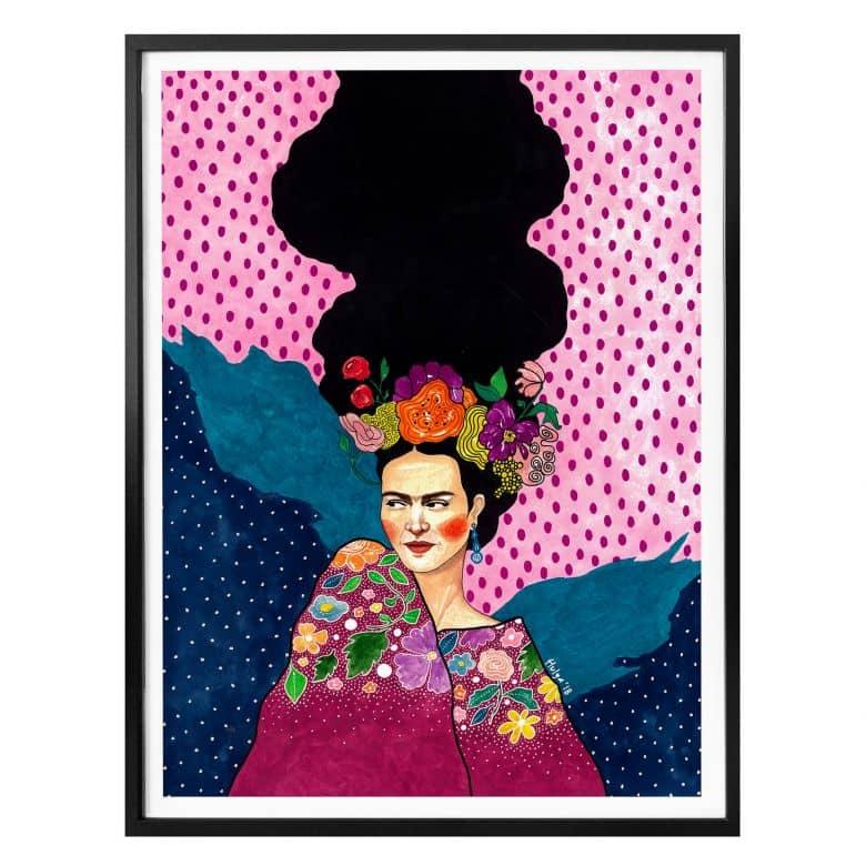Poster Hülya - Frida