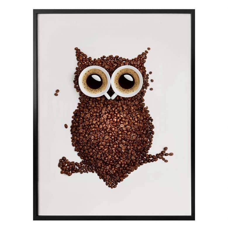 Poster Kaffeeeule