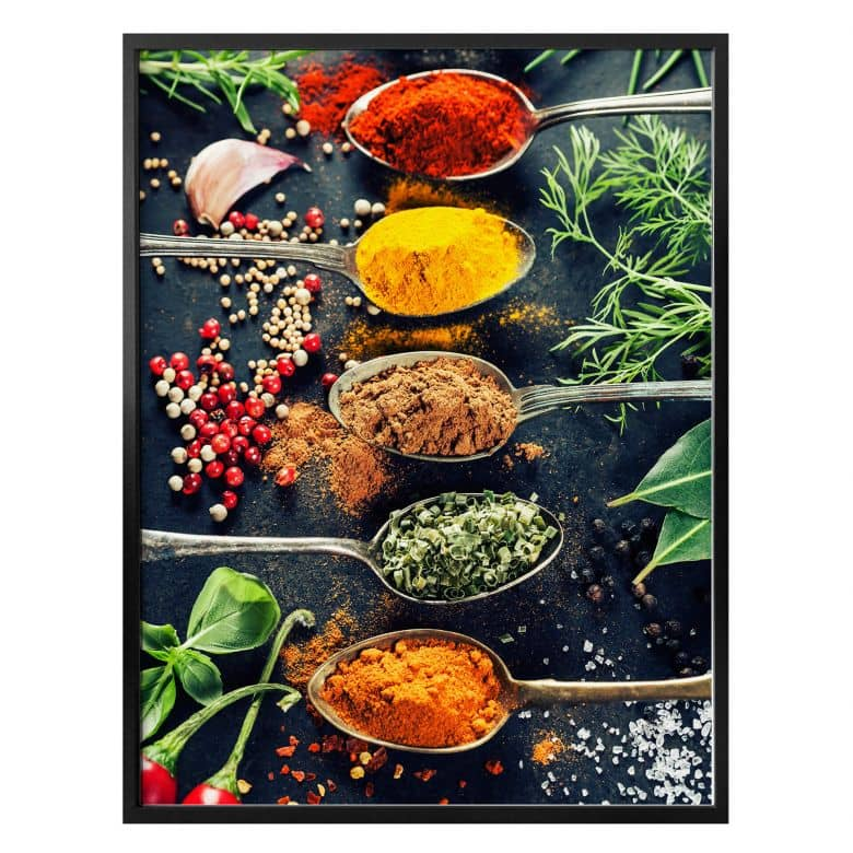 Poster Herbs diversity 01
