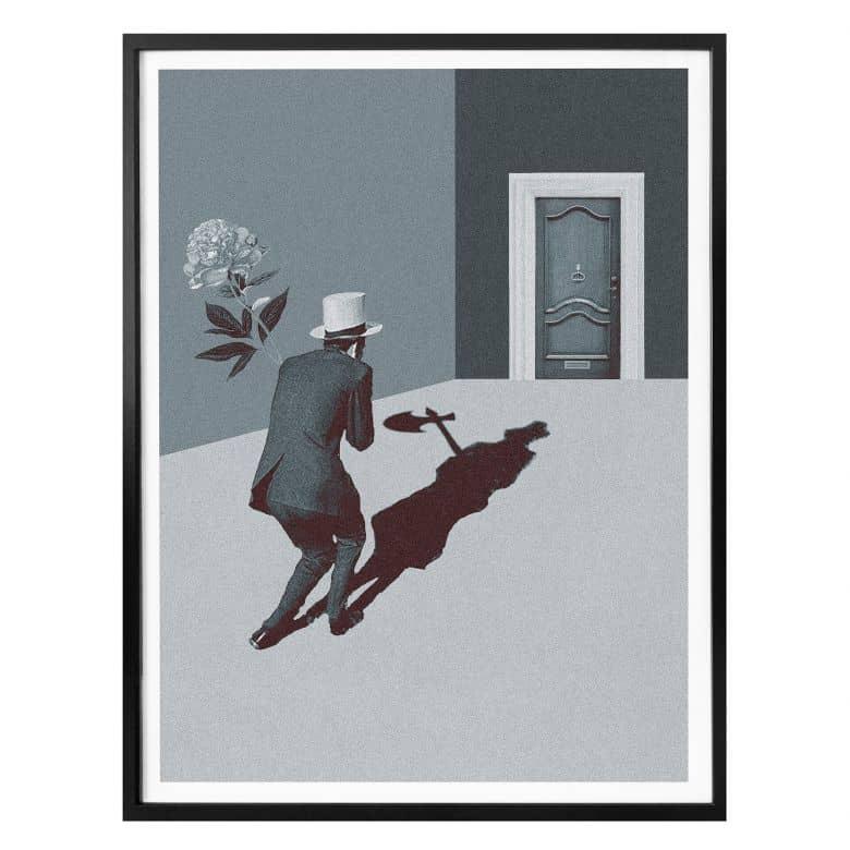 Poster Léon - Date Night