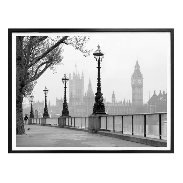 Poster - Palace of Westminster