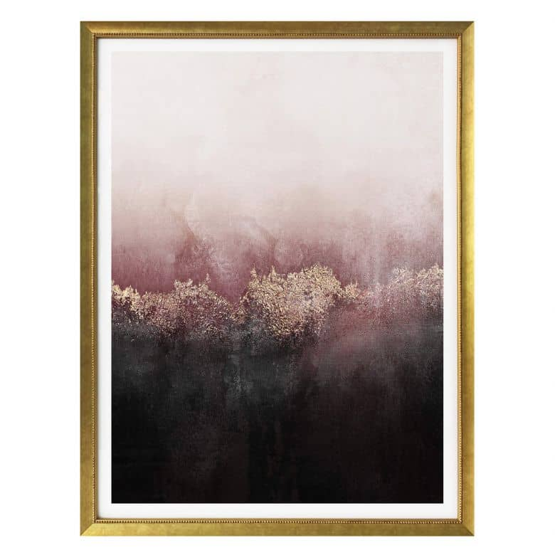 Poster Fredriksson - Pink Sky
