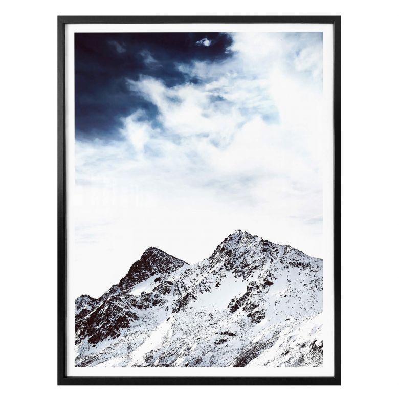 Poster Snow Mountain