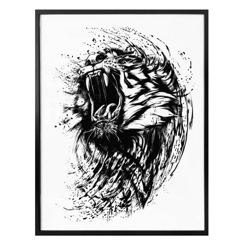 Poster The Roar