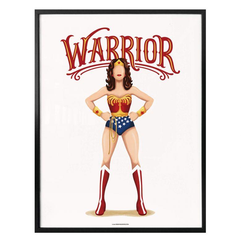 Poster Tohmé - Wonderwoman
