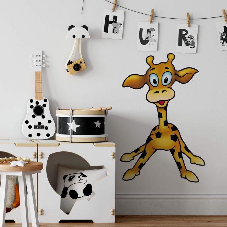 Giraffe 2 Wall sticker