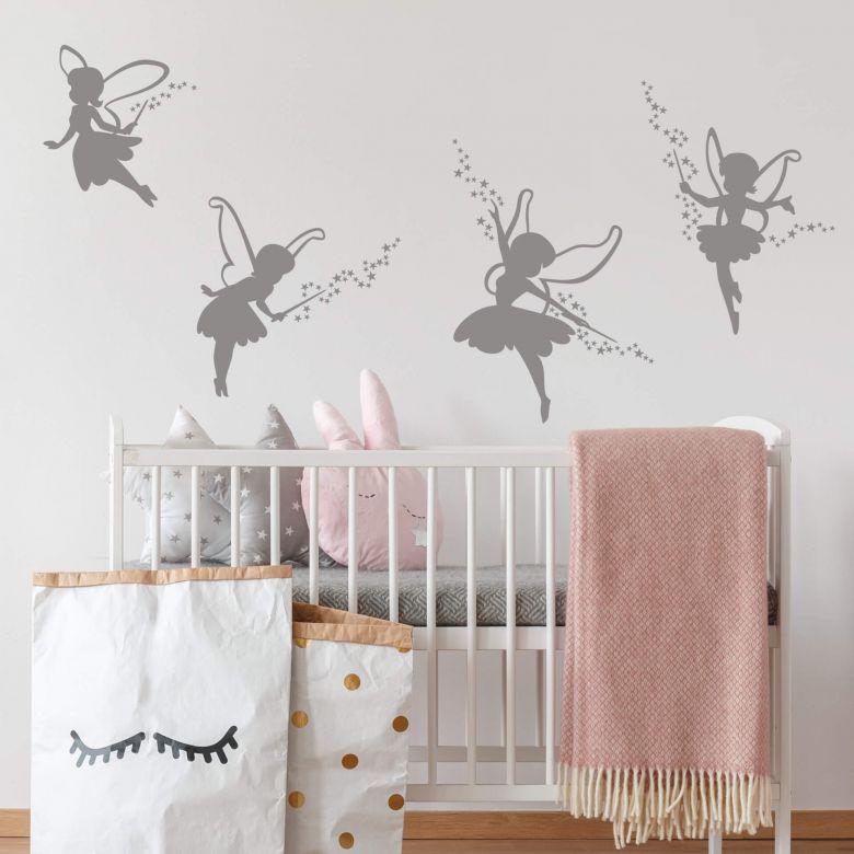 Fairy Set Wall sticker
