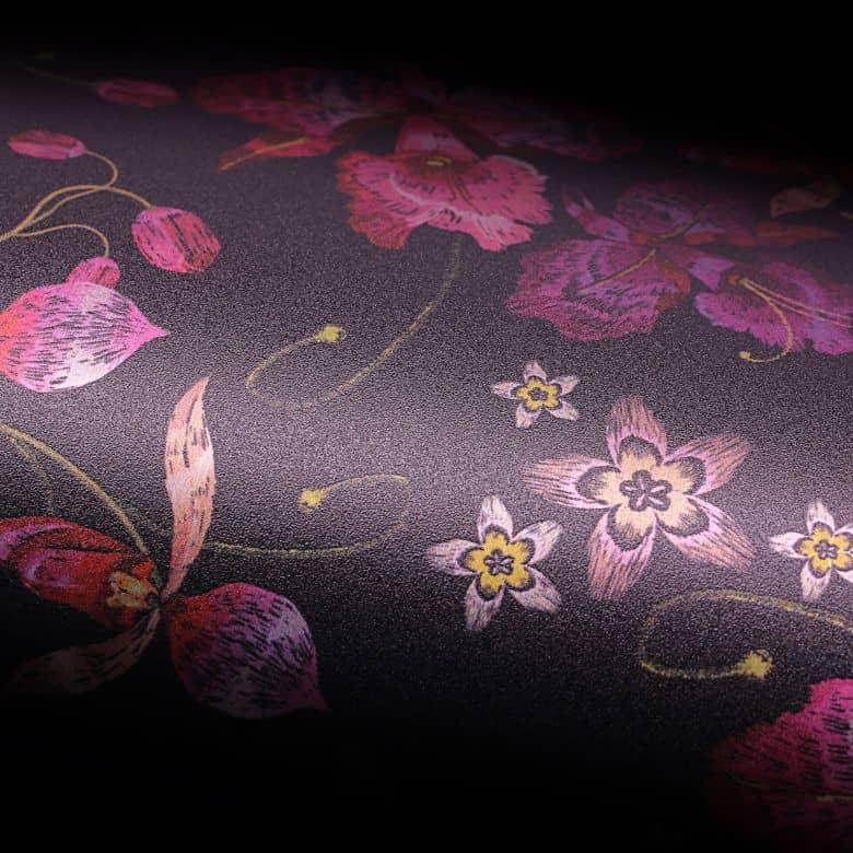 Metallicfolie Luxury Metallics pink orchid rose gold negative - selbstklebend - 150x45 cm