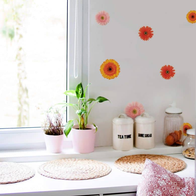 Flower Wall sticker