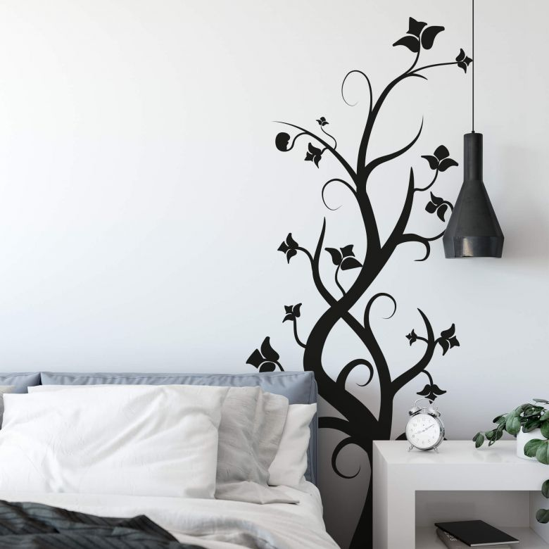 Sleeping Beauty Tree Wall sticker