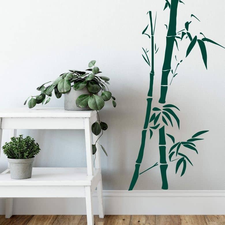 Adesivo murale - Bambù 4