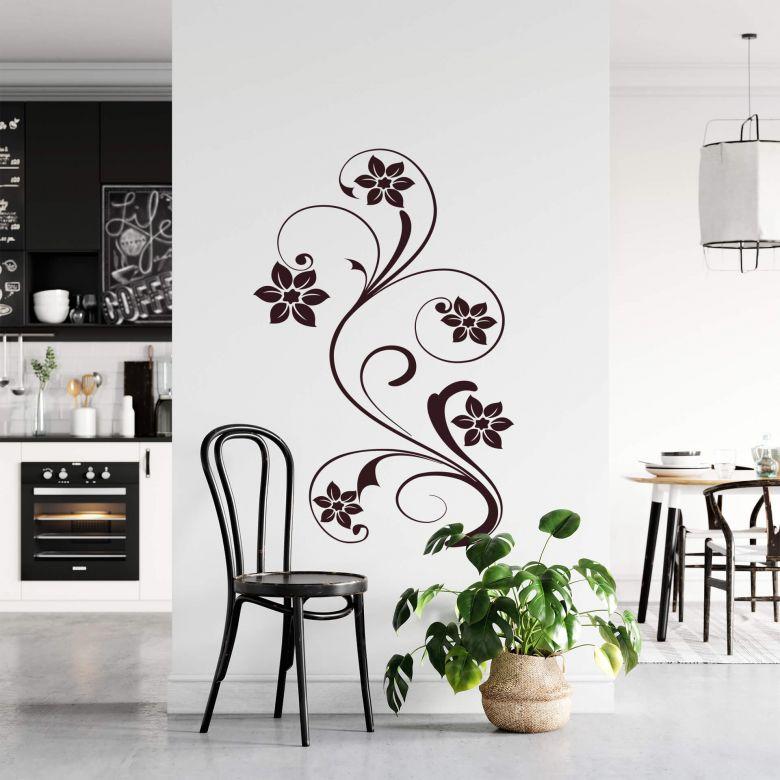 Sticker mural - Zallia