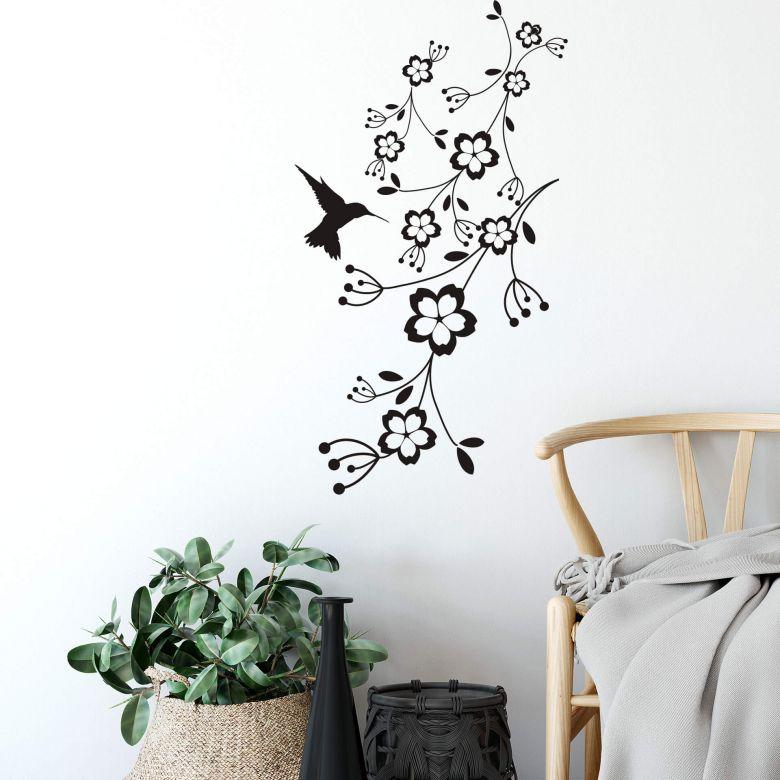 Hummingbird Wall sticker