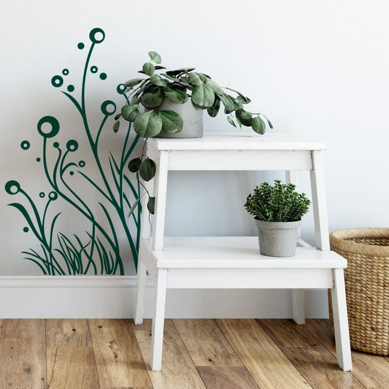 Dream Grass Wall sticker