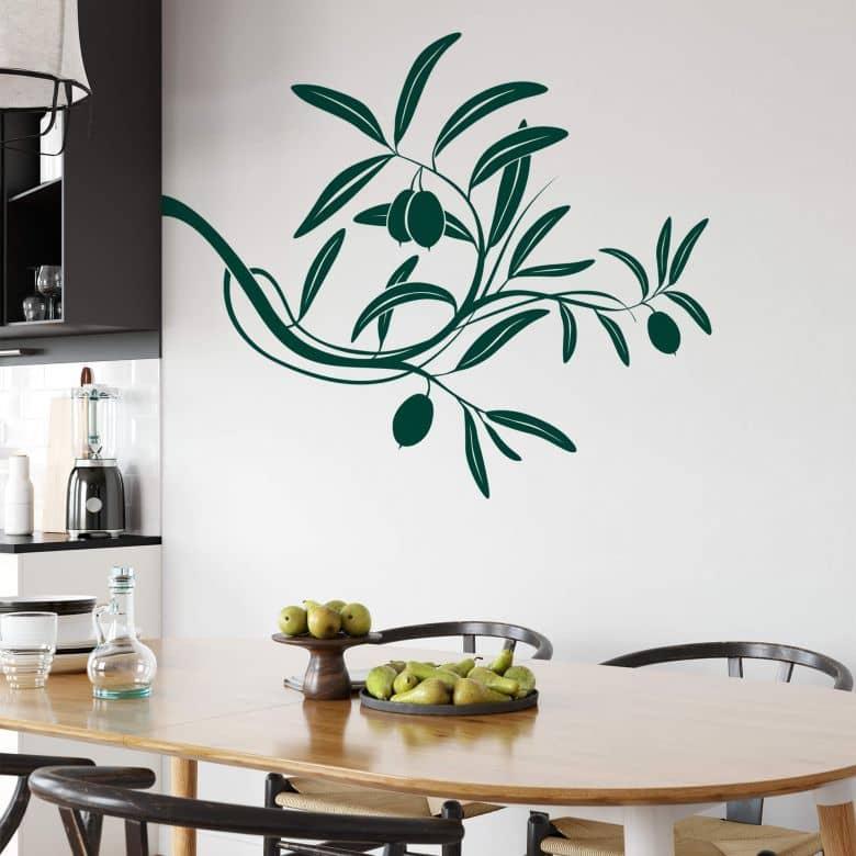 Olive Branch Wall sticker