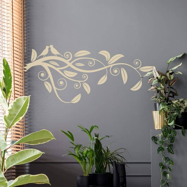 Garden Birds Wall sticker
