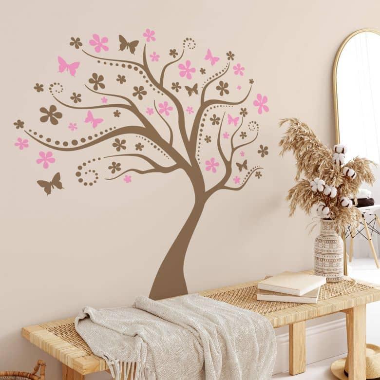 Sticker mural - Arbre à Rêves