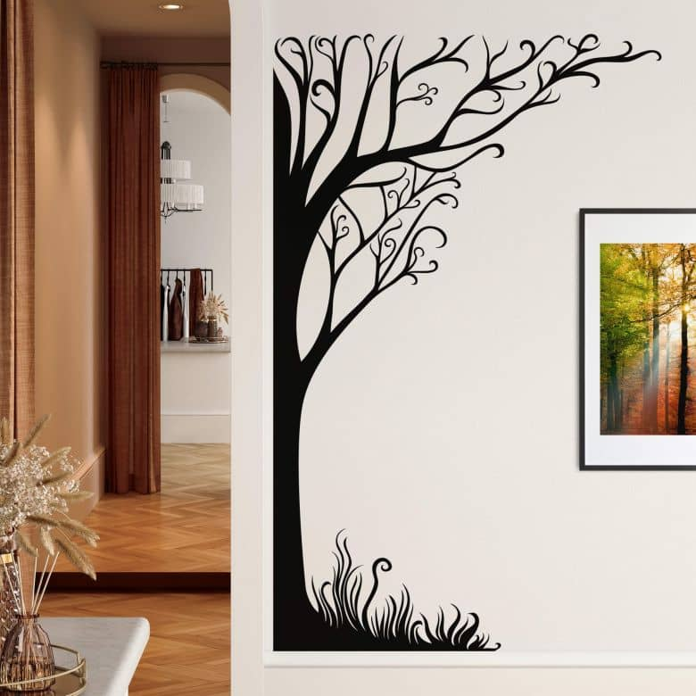 Sticker mural - Arbre