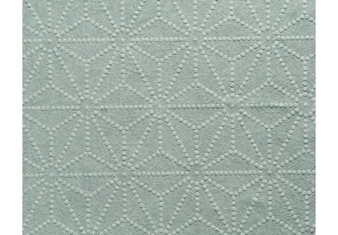 Mustertapete Architects Paper Vliestapete Omnia Grün, Metallic, Weiß