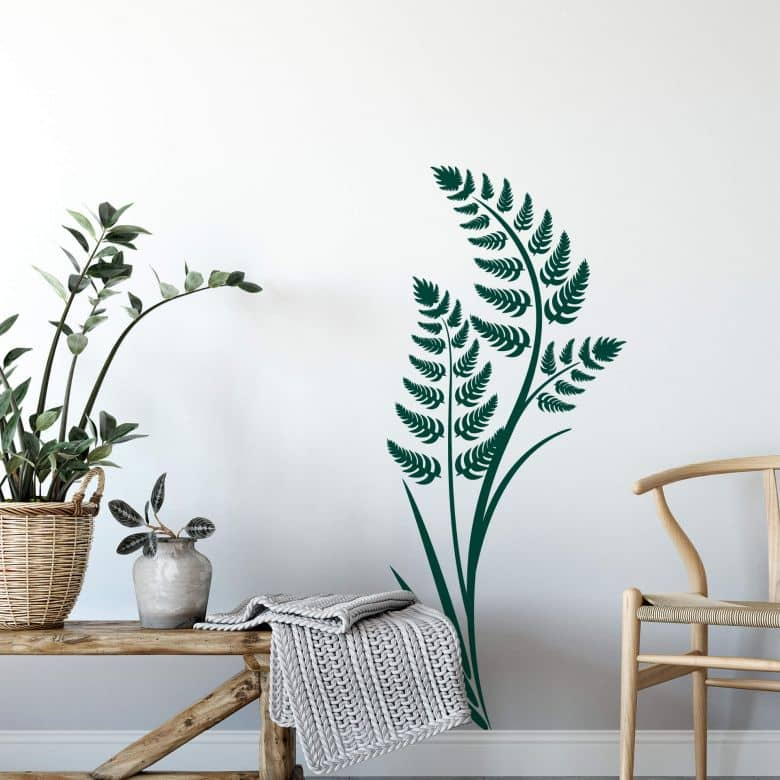 Fern Wall sticker