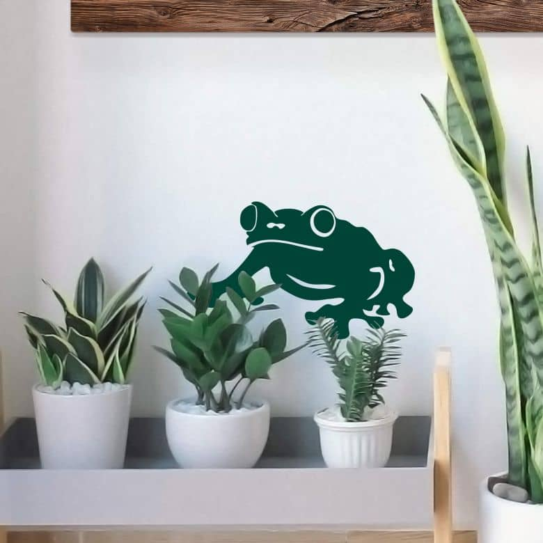 Frog Wall sticker