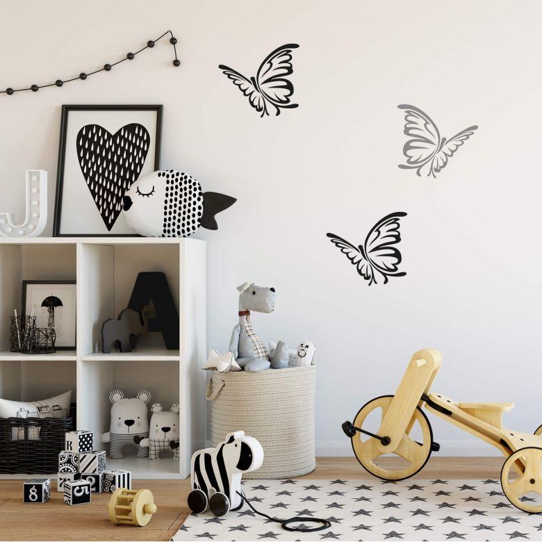 Butterfly 5 Wall sticker