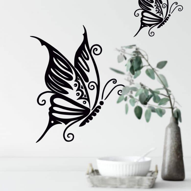 Butterfly 7 Wall sticker