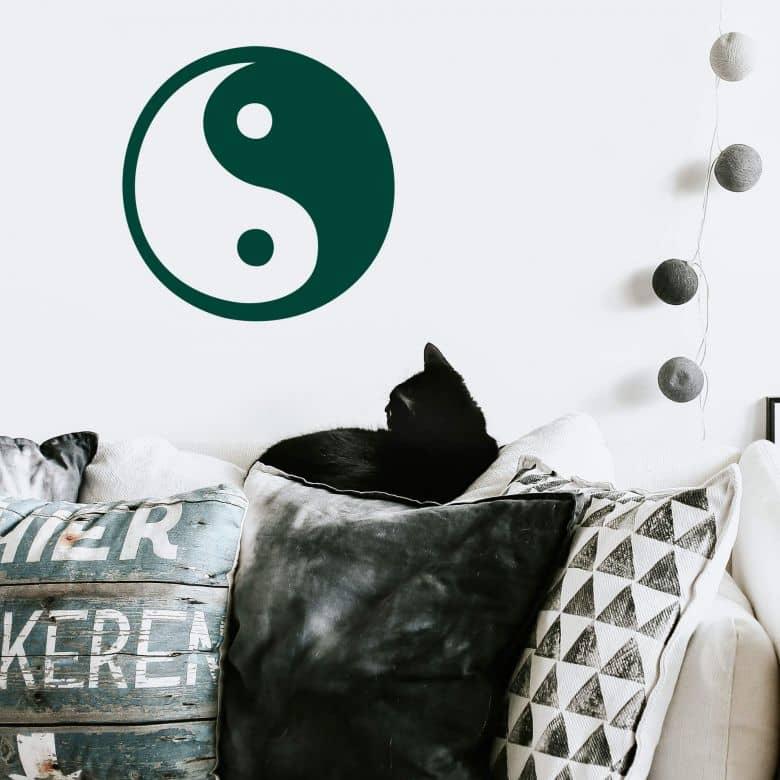 Yin Yang Wall sticker