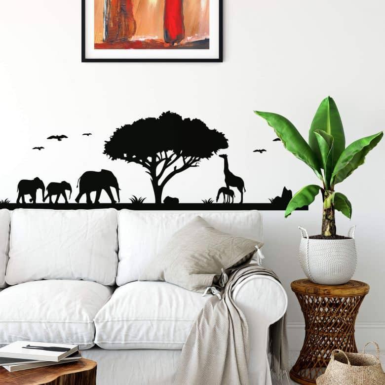 Africa 3 Wall sticker