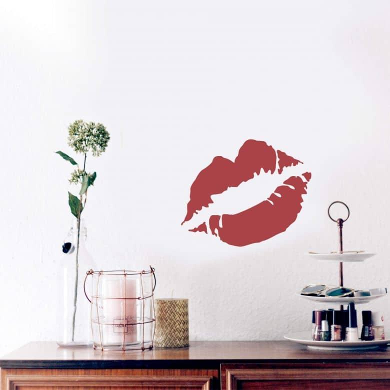 Adesivo murale - Labbra