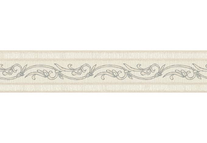 A.S. Création Bordüre Only Borders 8 Beige, Metallic