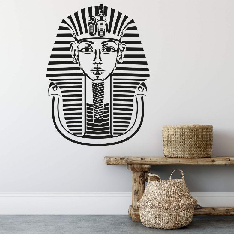 Wandtattoo Tutanchamun
