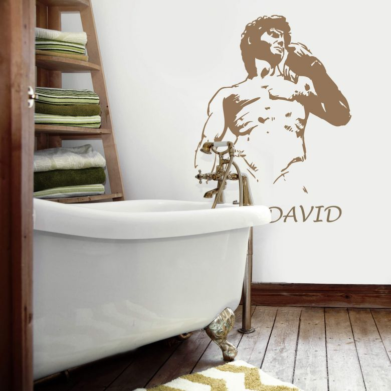 David Wall sticker