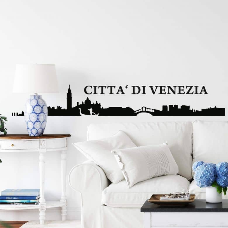 Venice Wall sticker