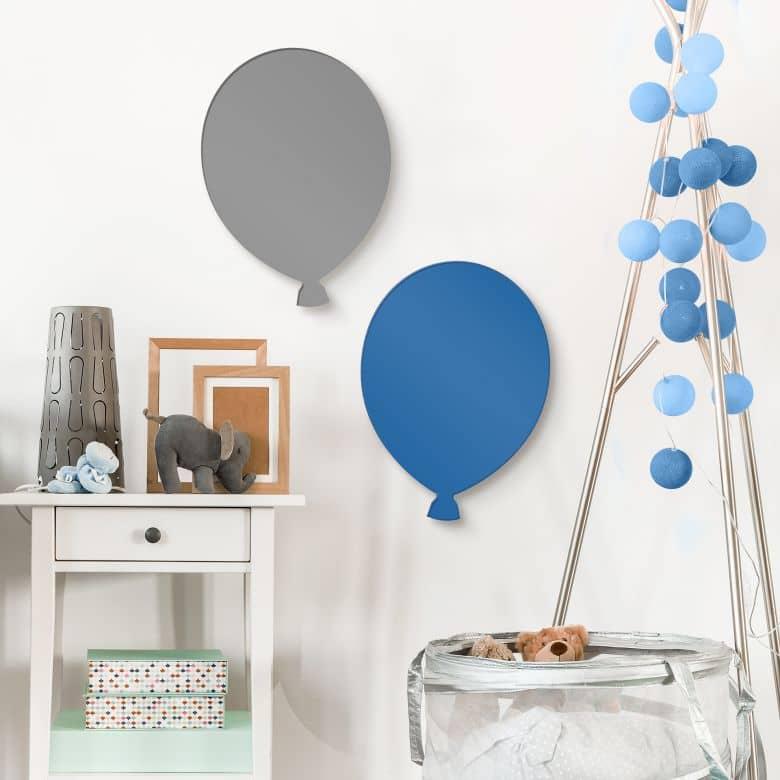 Dekobuchstaben 3D   Luftballon