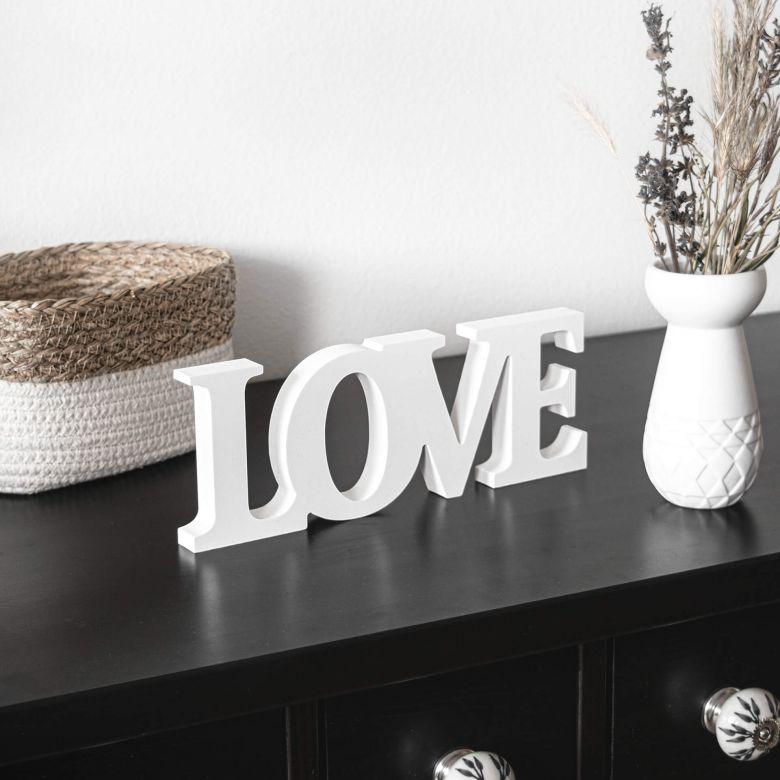 Lettres décoratives - Love 2