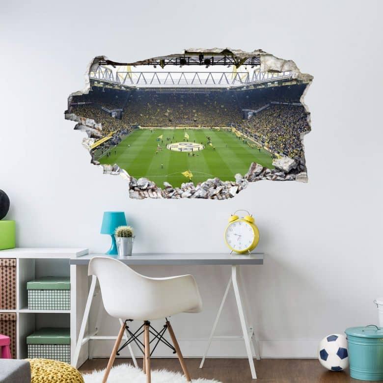 3D Wall sticker BVB Fan Choreo