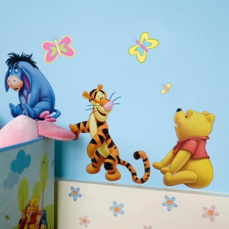 Winnie the Pooh - Set Wall sticker